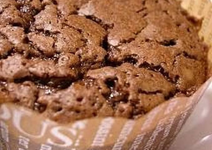 Recipe of Quick Gratitude Chocolate Cupcakes