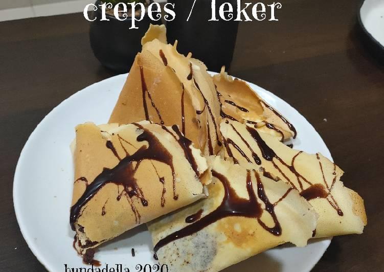 Crepes / Leker