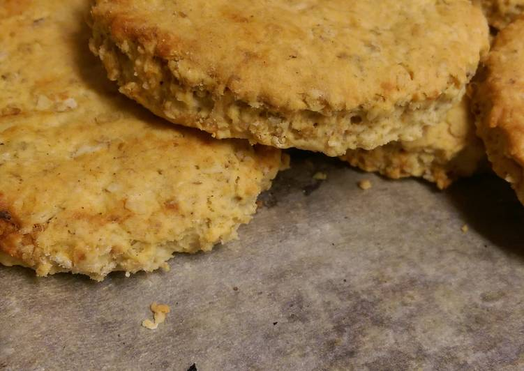 Step-by-Step Guide to Prepare Homemade Oatcakes
