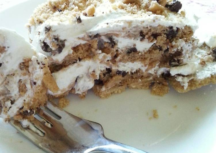 "No Bake "" Chocolate Chip Cookie Pie "" ( made with Chips Ahoy)…, Some Foods That Help Your Heart"