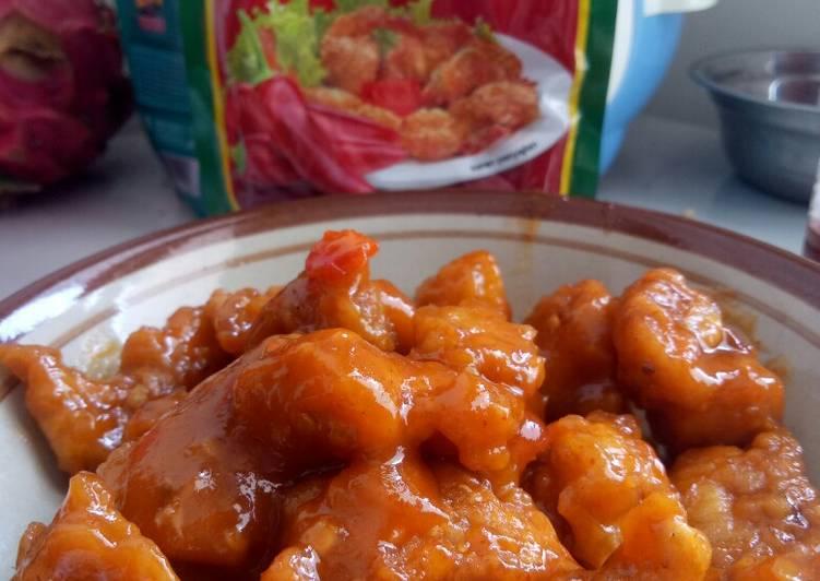 Resep Ayam Crispy Saos Padang Sederhana Yang Enak Banget Resep Masakanku