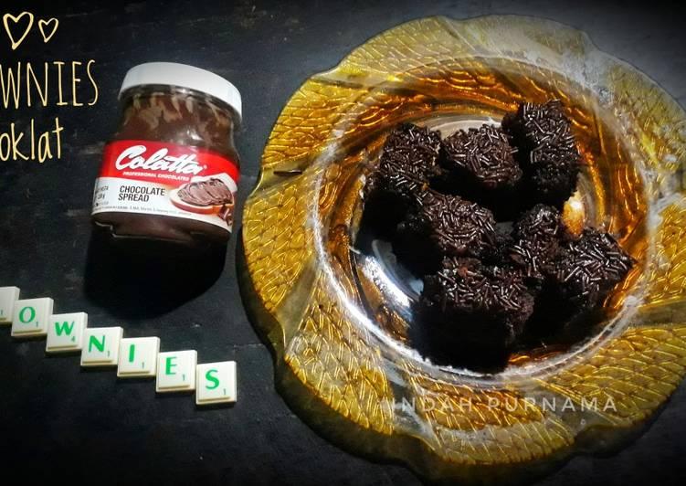 Brownies Coklat 🍫