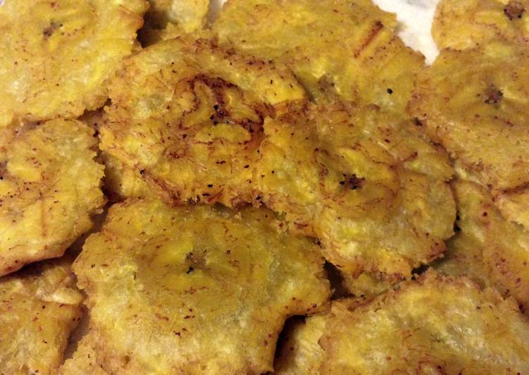 How to Make Perfect Elisa's Tostones