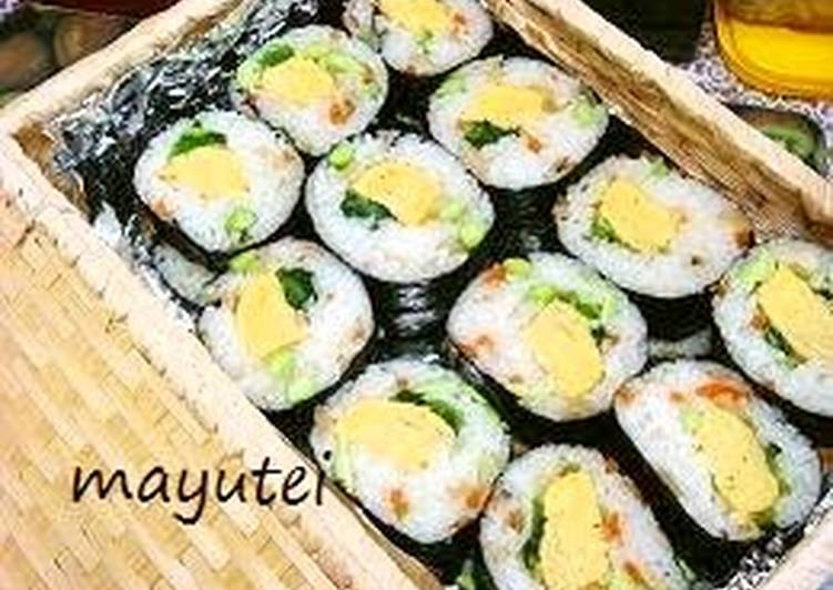 Chirashi Sushi Rolls