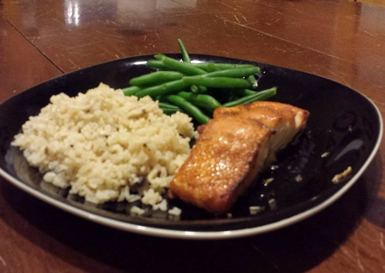 Maple Salmon with Mushroom rice, On This Page We Are Going To Be Taking A Look At The Lots Of Benefits Of Coconut Oil