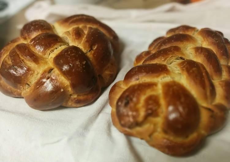 Recipe of Award-winning Chocolate Chip Challah Bread