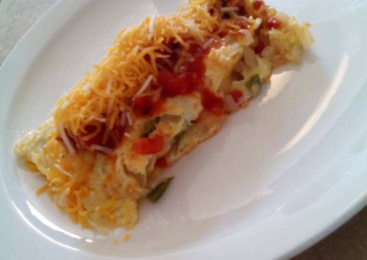 Egg Salsa Salsa!!!