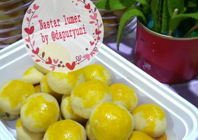 Resep Nastar Lumer Yang Enak Banget Kreasi Masakan