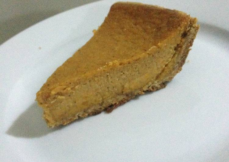 Step-by-Step Guide to Prepare Super Quick Homemade Sweet Potatoe Pies With Coconut Milk And Brandy Baked In Graham Crust