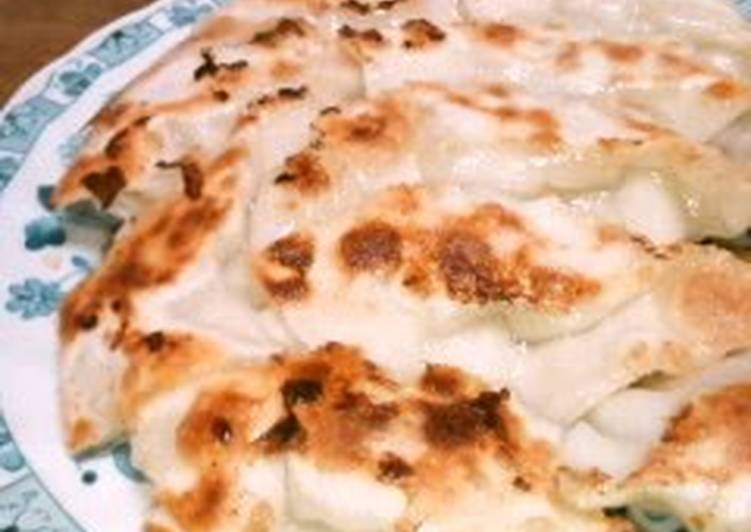 Recipe of Super Quick Homemade Delicious Gyoza Dumplings- Fried, Steamed, or Boiled!