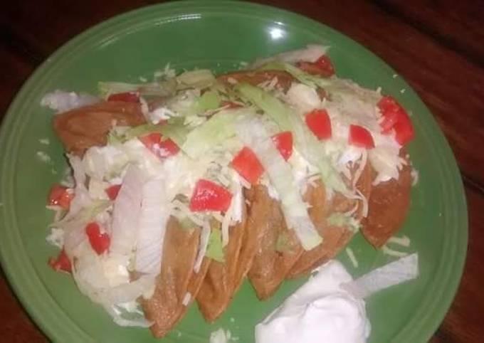 Tacos Durados