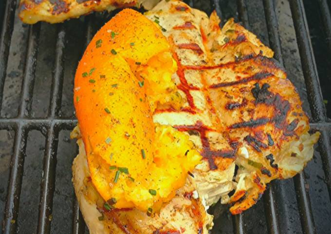 Mike's Grilled Citrus Chicken