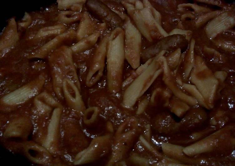 Recipe of Speedy Goulash Phillips Style