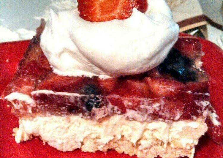 Kona fruit Cream Dream Pie