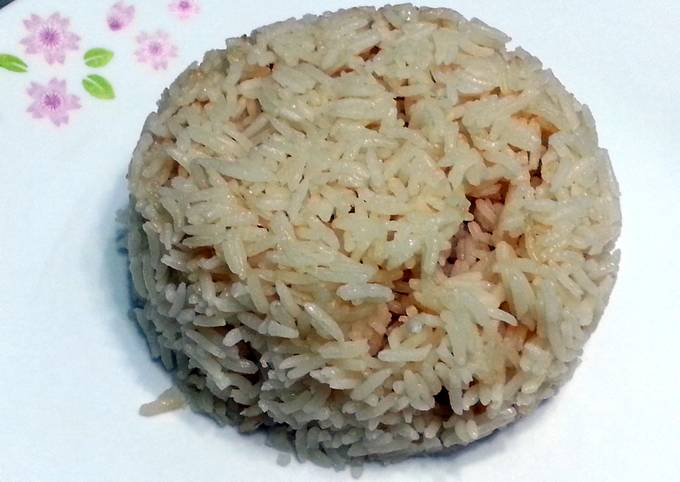 Oyster Sauce Rice