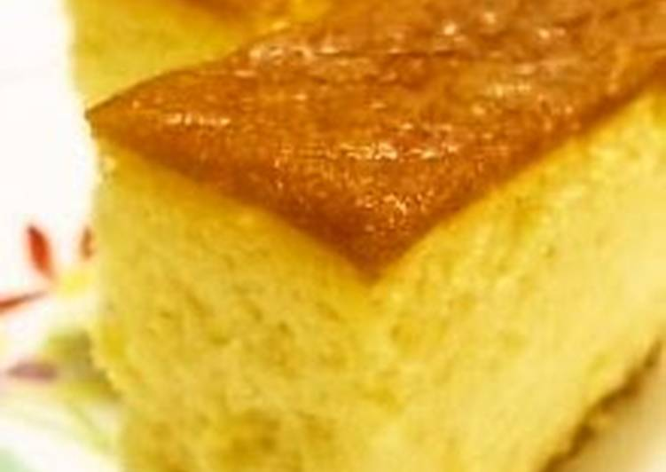Recipe of Favorite Moist, Authentic, Quality Homemade Castella Cake