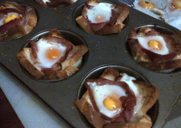 Easy breakfast baskets