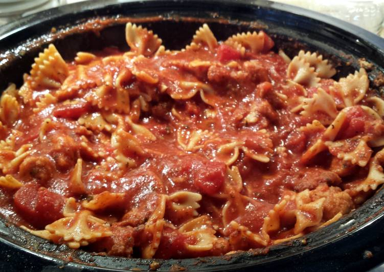Do You Make These Simple Mistakes In crockpot chicken spaghetti