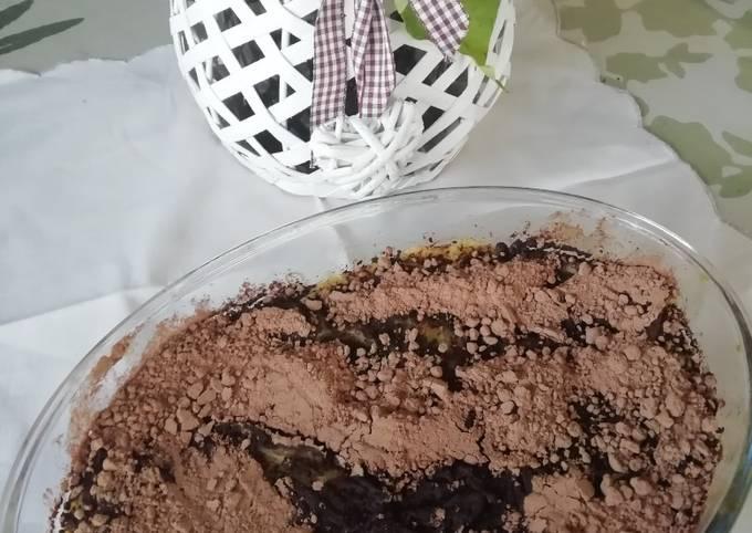 Pastere (gâteau de cheveux d'ange au chocolat)