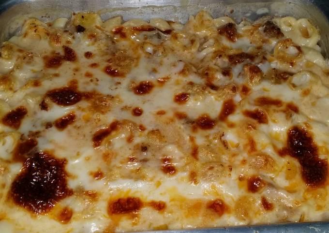 How to Make Tasty Macarona bechamel my style