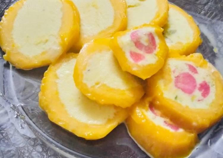 Recipe of Perfect Stuffed Mango Kulfi