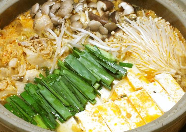 Step-by-Step Guide to Prepare Perfect Kimchi Hot Pot