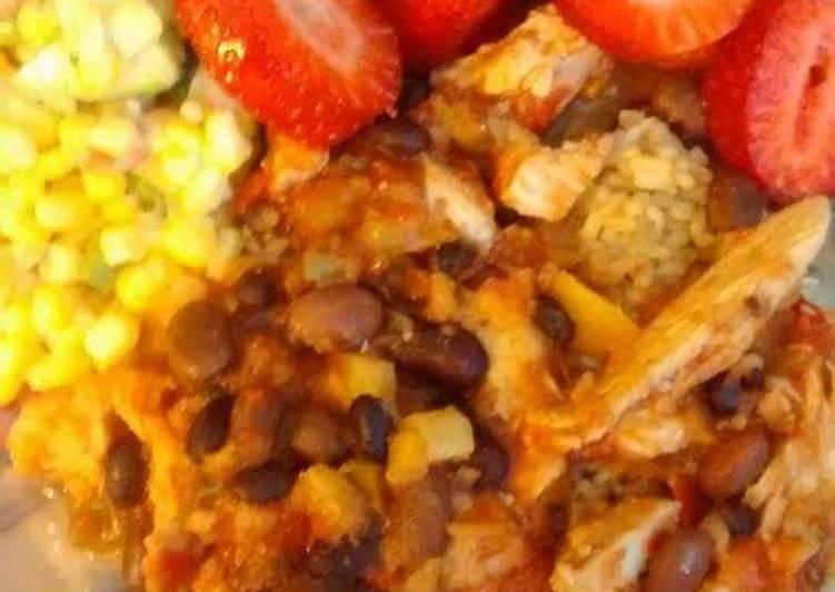 15 Minute Easiest Way to Prepare Refreshing Zucchini Corn Salad