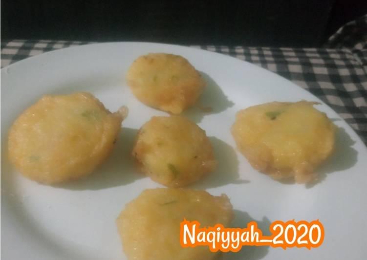 101. Perkedel kentang wortel