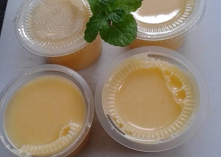 Resep Puding Butternut Squash Labu Madu Oleh Tri Pebriani Cookpad