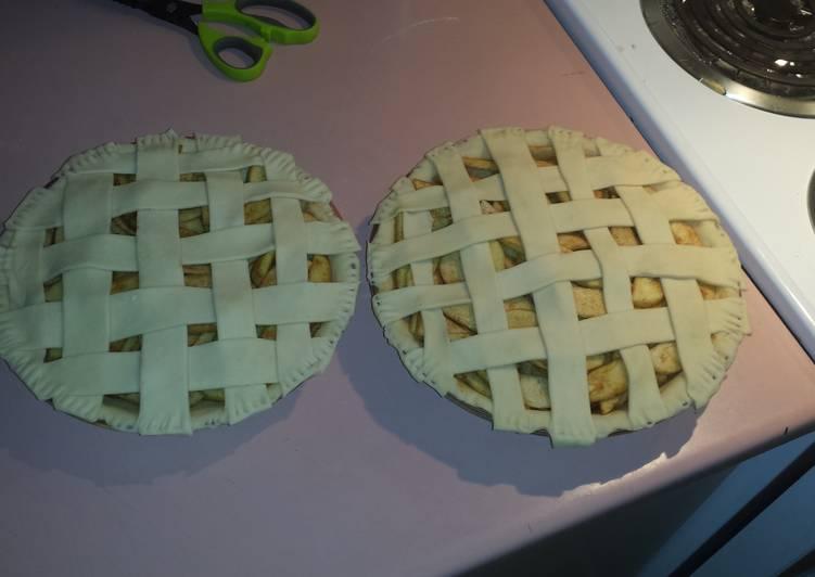 Recipe of Homemade Easy pie crust