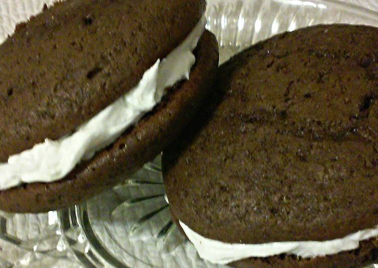 Nana's Old Fashioned Whoopie Pies