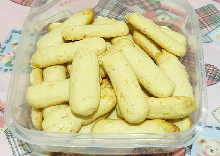 Kanji cookies takaran sendok