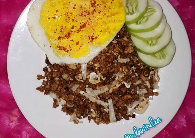 Nasi Goreng Oatmeal