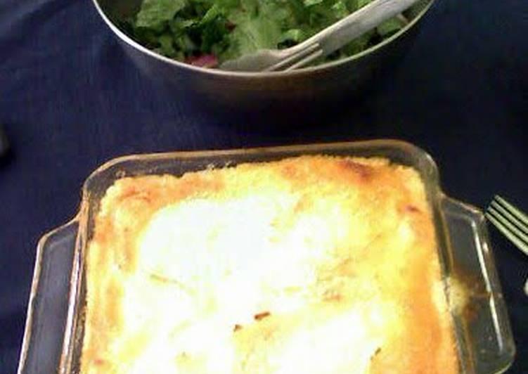 Recipe: Appetizing Beef Shepherds Pie