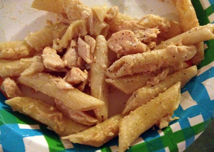 Easiest Way to Prepare Appetizing Matthews Chicken Penne Alfredo