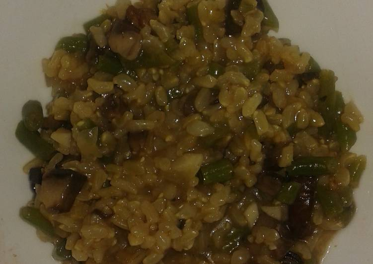 Deciding On The Best Foods Will Help You Stay Fit And Healthy Mushroom Risotto
