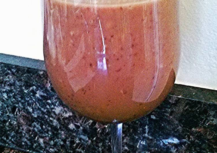 How to Cook Tasty Cherry Jubilee Smoothie