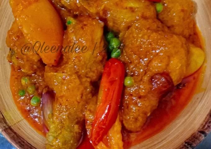 Ayam Masak Merah Special