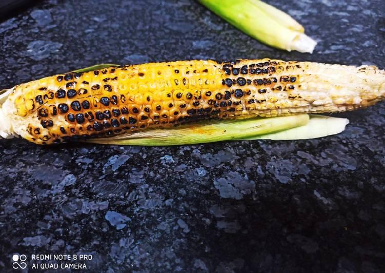 Recipe of Award-winning Roasted Corn