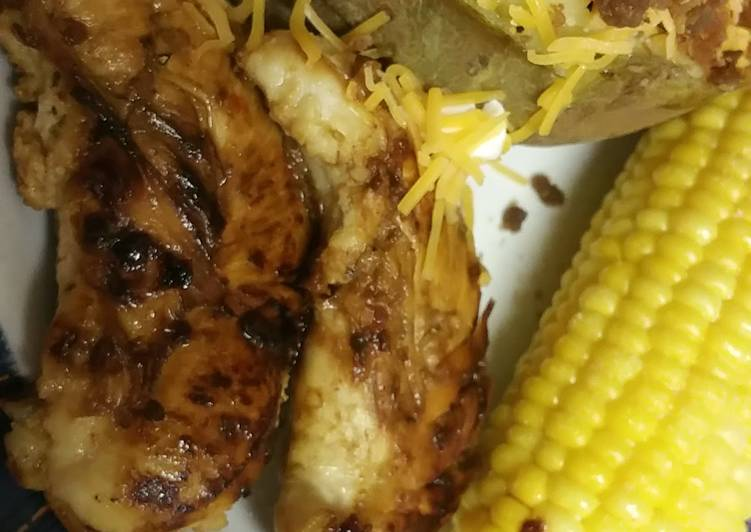How to Prepare Favorite Cracker Barrel Grilled Chicken Tenders