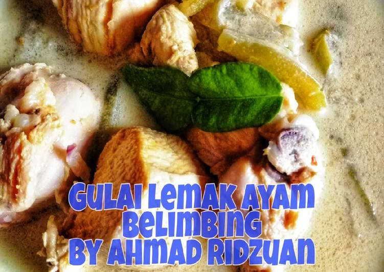 Gulai Lemak Ayam Belimbing - velavinkabakery.com