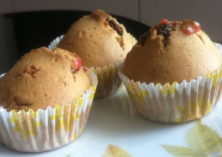 Muffins - Tiffin Treats for kids :)