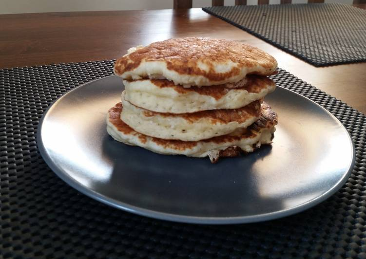 Try Using Food to Improve Your Mood Pancakes