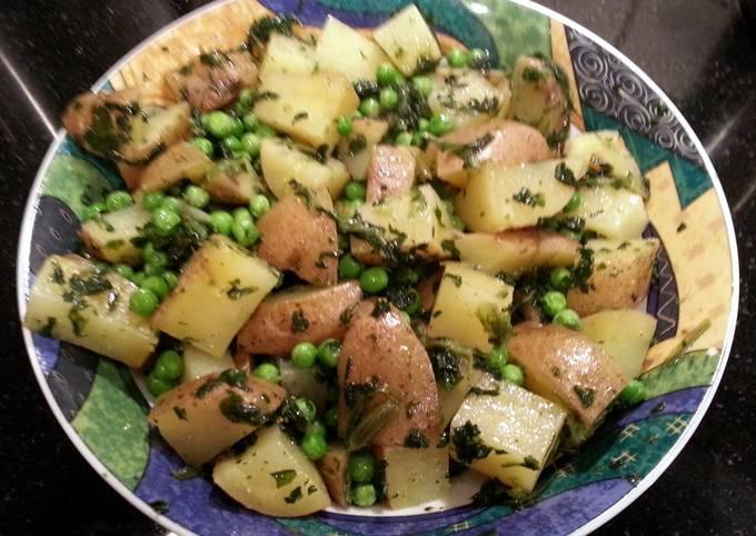 Yukon Gold Rush Potatoes
