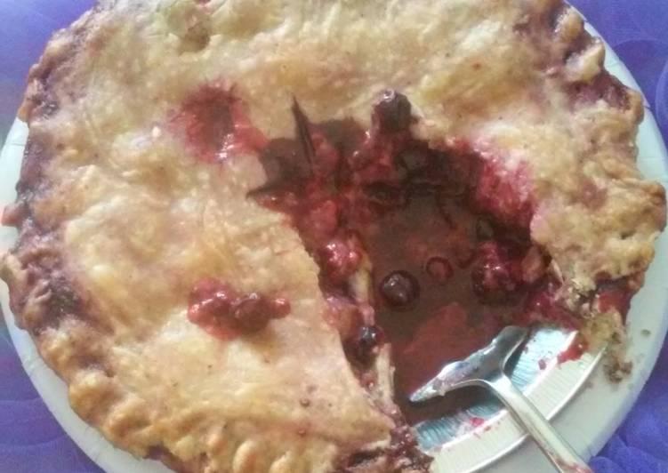 Berry Sweet Pie