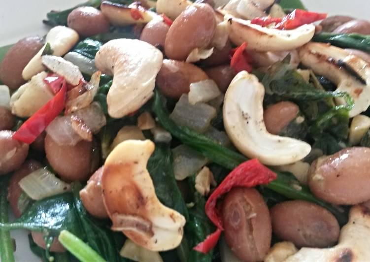 Sig's Mexico meets Morocco  Salad,or visa versa