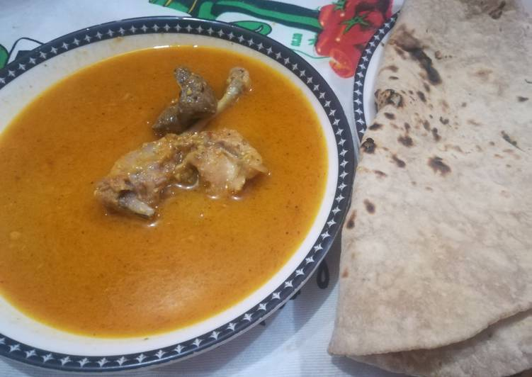 How to Make Perfect Desi chicken qorma