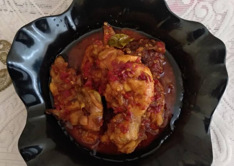 Ayam Bumbu Merah