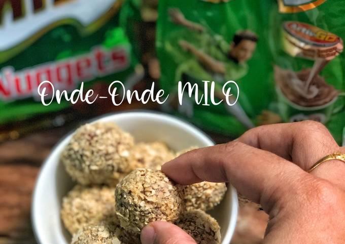 Onde-Onde Milo