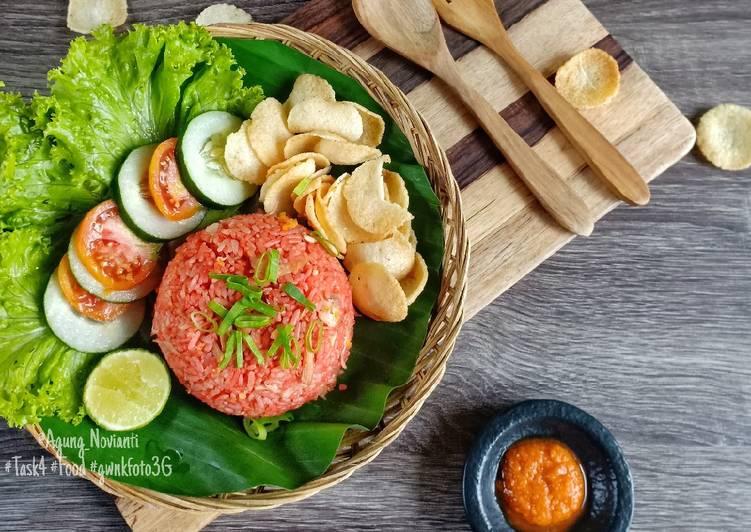 Nasi Goreng Merah Makassar